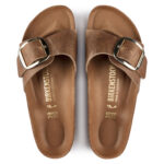Madrid Big Buckle Cuero Cognac-3